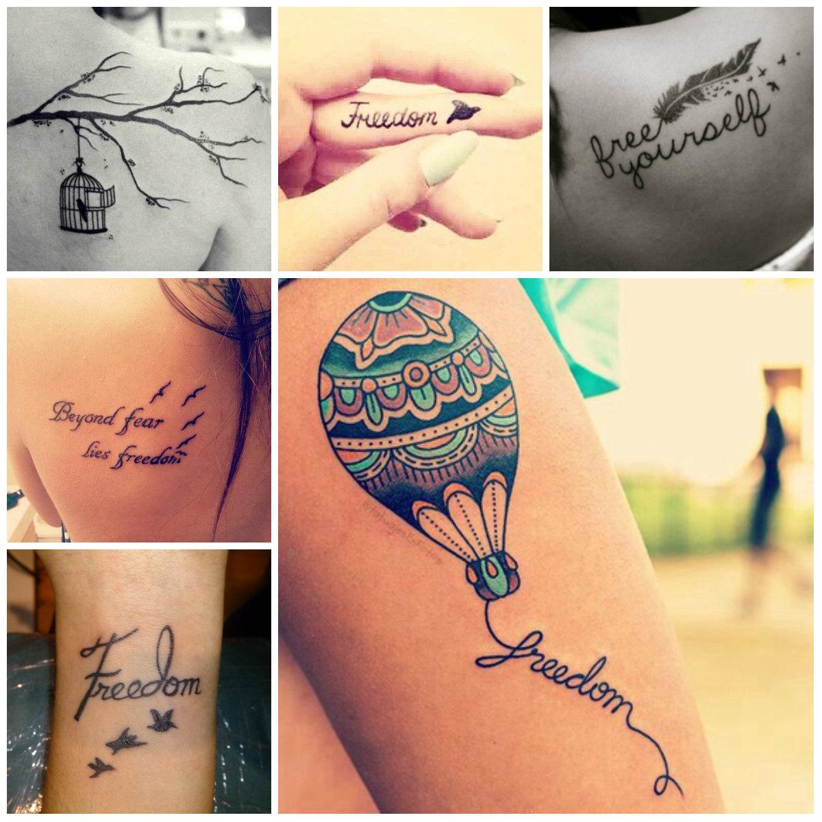 Татуировки со смыслом для девушек и их значение фото